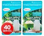 2 x Morlife Coconut Water Powder 200g 1