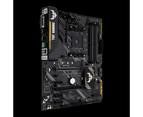 Asus TUF B450-PLUS Gaming AM4 ATX Motherboard(AMD RYZEN) 3