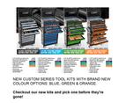Sp Tool Box 15 Drawer Roller Cabinet Sp50110 Tools Kit 377Pc Black Tool Set 5