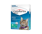 Comfortis Green - For Cats 5.5-11.2kg - 3 pack 1