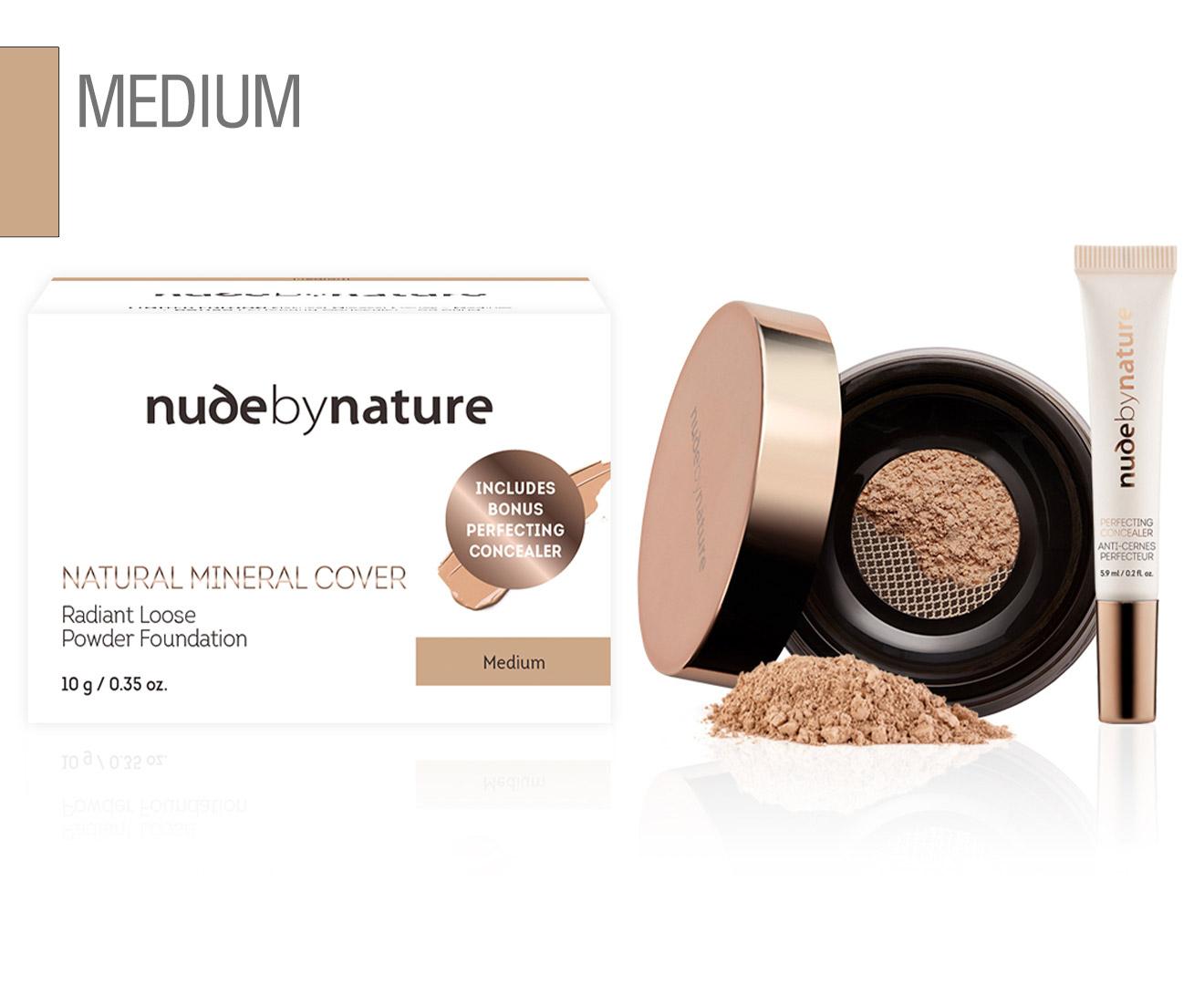 Nude By Nature Matte Mineral Bronzer - 10g | Target Australia