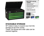 Sp Tool Box Sp40122 7 Drawers Cabinet Stackable Toolbox Garage Storage Solutions 2