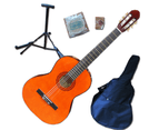 Axiom Children's Guitar Pack - 3/4 Size Natural 1