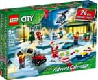 LEGO 60268 City Advent Calendar 2020 1