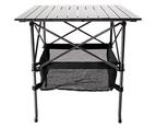 Folding Collapsible Camping Table Caravan RV Heavy Duty Steel & Aluminium 5