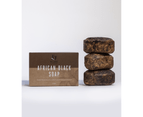 Deluxe Pack 5 - All Natural, Certified Organic, Fair Trade Unrefined Shea Butter & Soap 4