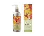 Sharday Wild Hand & Body Moisturising Lotion Floral Perfume Body Fragrance 200ml 1