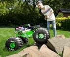 Monster Jam Mega Grave Digger RC Truck 8