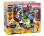 VTech Switch & Go Dinos Overseer The T-Rex Toy 2