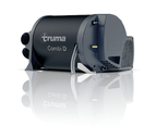 Truma Caravan Diesel Heater & Hot Water Heater Combi D6 Kit With Black Cowl 1