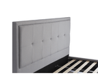 Bed Frame with Front Drawer in Super King, King, Queen - Brooklyn 3