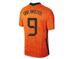 2020-2021 Holland Home Nike Football Shirt (VAN BASTEN 9) 1
