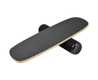 Balance Board Trainer with Stopper Wobble Roller 1