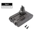 Dyson V6 vacuum cleaner replacement battery 1