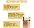 GLO24K - Moisturizing 24k AM Day Cream 50ml 6