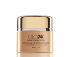 GLO24K - Recharging 24k PM Night Cream 50ml 1