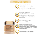 GLO24K - Recharging 24k PM Night Cream 50ml 5