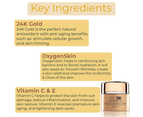 GLO24K - Timeless 24k Anti-Aging Gold Mask 50ml 4