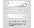 PushStart 10W Qi Fast Charge Phone Wireless Charger w/Apple Watch Charger Black 4