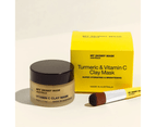 My Skinny Mask - Turmeric and Vitamin C Clay Face Mask 60g 1