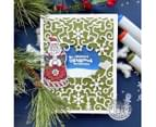 Hero Arts Clear Stamps 4in x 6in - Christmas Folks 2