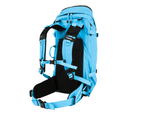 F-Stop Sukha Backpack and M270 Master  ICU Telephoto bundle - Blue 3