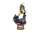 Beast Kingdom Marvel Comics - Diorama Stage - Wolverine 1