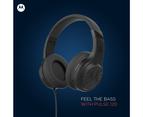 Motorola Pulse 120 Corded Over-Ear Headphones, Comfort Fit & Enhanced Bass 4