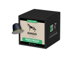 10 x Dingo IRISH CREAM Flavoured Organic Coffee Pods for Nespresso - Compostable and Biodegradable 1