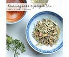 Organic Merchant Certified Organic Refreshing & Zesty Lemongrass & Ginger Tea 3