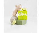 Ethique Solid Body Polish Lime & Ginger (Vegan & Palm Oil Free) 110g 2