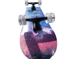 31'' 80CM Starry Sky II Colourful Grip   Sealed Kids Skateboard Light Up Wheels 4