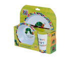 Very Hungry Caterpillar 3pc Dinner Set 3