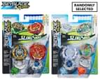 Hasbro Beyblade Burst Turbo Slingshock 2-Pack - Randomly Selected 1