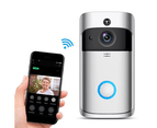 BDI-V5 Pro with Free Cloud service and WiFi HD Video Security Camera Doorbell AU Plug (Doorbell+Chime+3xbatteries+Free Cloud Storage) 2