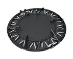 Mini Rebounder Trampoline With Handle Rail 5