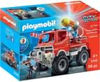 Playmobil City Action All-Terrain Fire Truck 9466 1