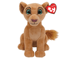 """Ty Beanie Babies Collection 7"""" The Lion King - Nala The Lion Sparkle Plush Toy 1"""