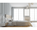 Bed Frame and Mattress Bundle in Super King, King or Queen Size - Milano Royale 5