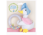 Peter Rabbit - Jemima Puddle-Duck Ring Rattle 1