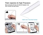 NexGen Active Stylus Pen For iPad Pro 11/10.3/12.9/9.7 Prevent Accidental Touch Magnetic Capacitive Apple Pencil 4