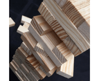 Wooden Tumbling Tower 3