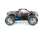 Hsp Remote Control Rc Car Remote Control Brushless 4Wd Off Road Monster Truck Pro 88050 6