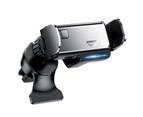 Joyroom Smart Electric Locking Air Vent Clip Mobile Phone holder-Black 1