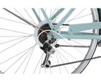 Reid Vintage LITE Bike Lightweight Alloy Frame Retro BICYCLE Shimano 7 - Speed - Sage 7