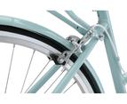 Reid Vintage LITE Bike Lightweight Alloy Frame Retro BICYCLE Shimano 7 - Speed - Sage 4