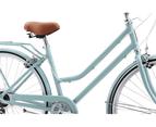 Reid Vintage LITE Bike Lightweight Alloy Frame Retro BICYCLE Shimano 7 - Speed - Sage 13