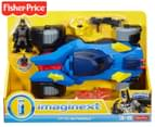 Fisher-Price Imaginext DC Super Friends Batmobile Toy 1