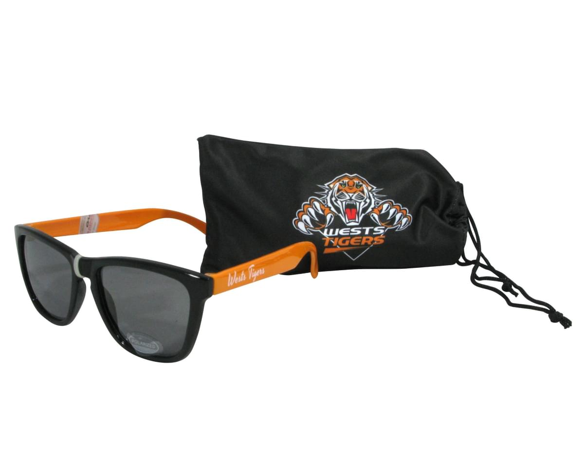 Manly Warringah Sea Eagles NRL Sunglasses and Case Set Birthday Gift