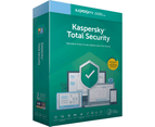 KASPERSKY Total Security (KTS) OEM (1 Device 3 Year) Supports PC, Mac, & Mobile 1